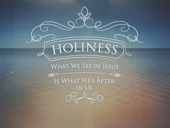 Holiness Series Image